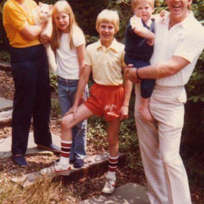 The Clegg family